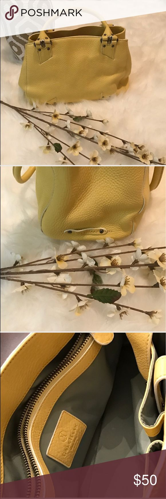 Cole Haan Purse Cole Hann Purse. Like New, no stains on inside! Cole Haan Bags