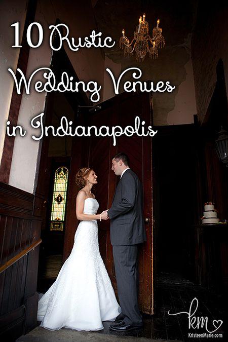 rustic wedding venues in Indianapolis