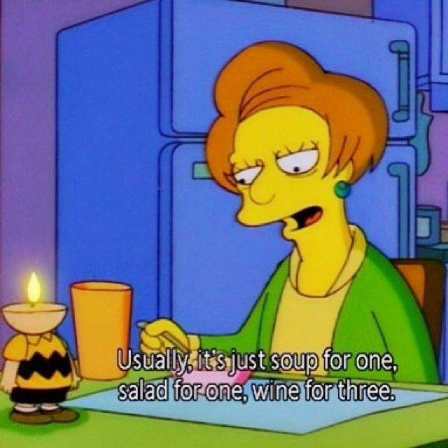 RIP Marcia Wallace aka Edna Krabappel  Springfield will miss u terribly.