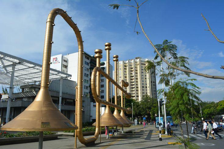 Las trompetas de Niche, Cali, Valle del Cauca -Colombia