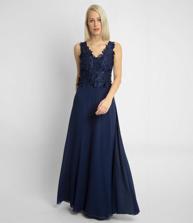 apart abendkleid abendkleid kleider modestil