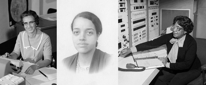 Las mujeres afroamericanas que ayudaron a ganar la carrera espacial