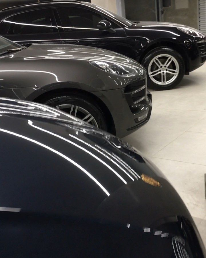 Which Porsche Macan available in our Showroom would you choose? #autohausrj …