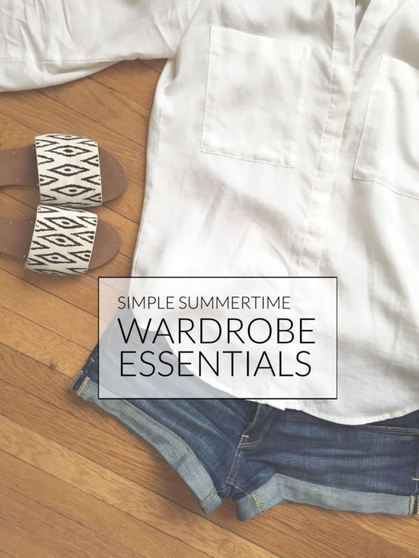 Every year during the summer, there are a few pieces in your wardrobe that get the most love. These timeless items offer endless style possibilities and are truly summer staples. If you don't already own these pieces on this list, you probably should, as they're pretty much guaranteed to be in heavy rotation in your wardrobe. Read on as eBay shares a list of simple summertime wardrobe essentials.