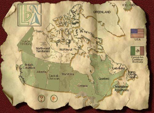 Letterboxing North America