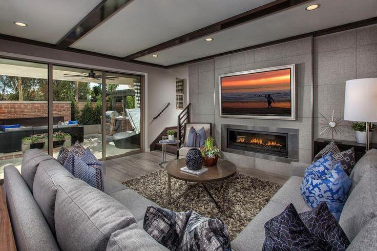 Tripointe Fairwind Huntington Beach  Residence 3 - Great Room