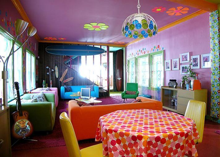 Creative bohemian home decor #bohemian dining room decorating ideas