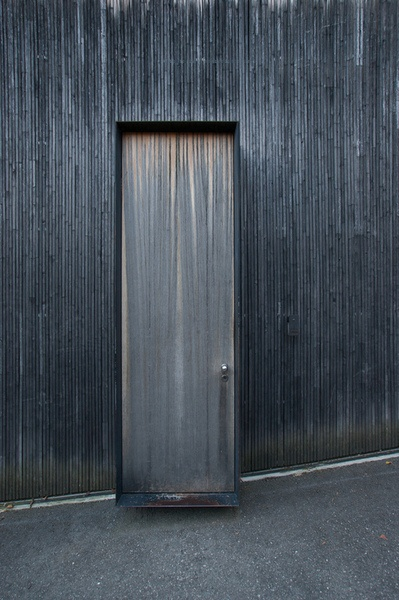 Atelier Zumthor. Haldenstein, Switzerland.  Peter Zumthor, 1986  Photo: felipe camus