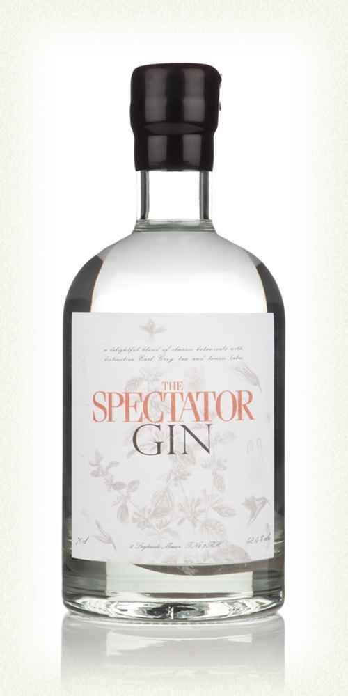 The Spectator Gin - £32.00 a bottle - IT HAS EARL GREY IN IT!!