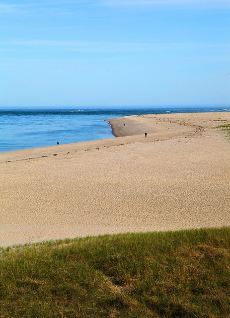 Cant wait to be walking this beach in September.    Cape Cod: Chatham's Lighthouse Beach by Chris Seufert, via Flickr