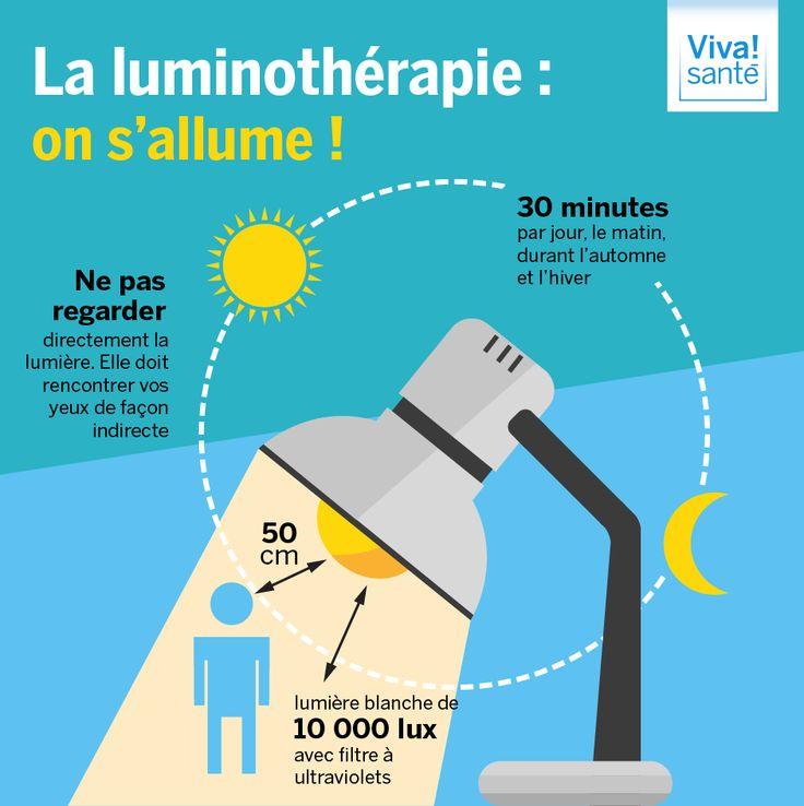 Avec l'arrivée de l'hiver, souffrez-vous de dépression saisonnière ? Si oui, la luminothérapie est peut-être pour vous !