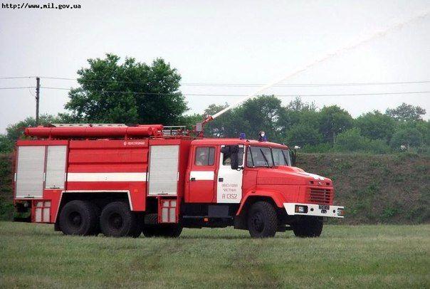 Пожарные КрАЗы и автомобили МЧС   59 фотографий   ВКонтакте
