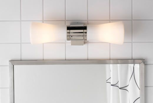 IKEA SAVERN Bathroom Light Fixture For New Bathroom