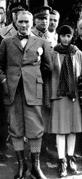 Mustafa Kemal Atatürk:
