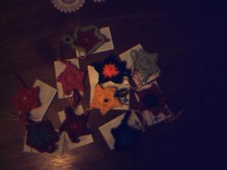 hand crocheted xmas deocorations and bunting Littleport Picture 9