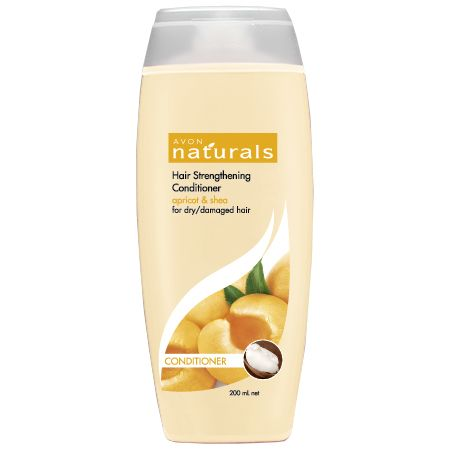 Hair Strengthening Conditioner in Apricot