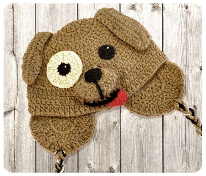 Die besten 17 Ideen zu Gorros Tejidos Al Crochet auf Pinterest ...
