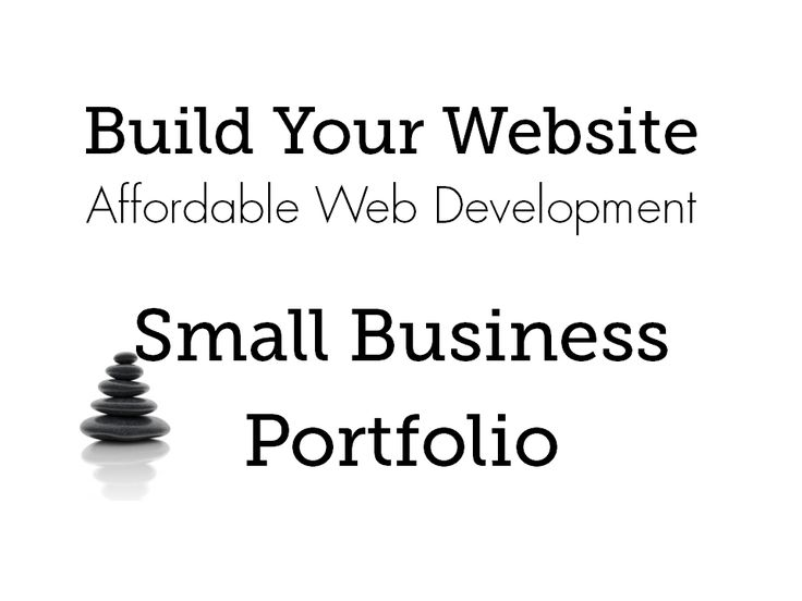Cover Images for Build Your Website's small business portfolio