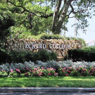 Eckerd College Entrance