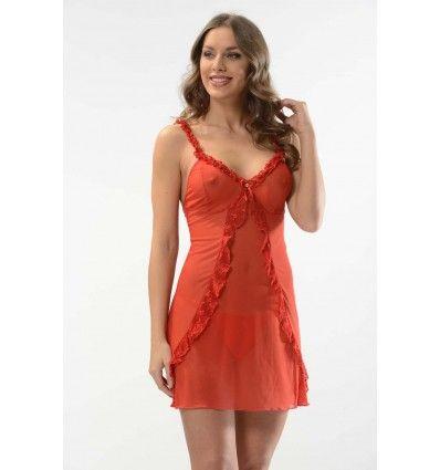 Divamore iç giyim tarafından üretilen erotik gecelikler özel tasarımları ile kışkırtıcı etkiler sunmaktadır. Özel ve şık tasarımları ile geceleri büyüleyen gecelik modelleri ile kendinizi şımartmak ister misiniz? Divamore erotik gecelikler hijyen şartlarına uygun şekilde üretilmekte olup, sağlığınızı her zaman önemseyen tekstil ürünlerini üretmeye gayret göstermektedir.