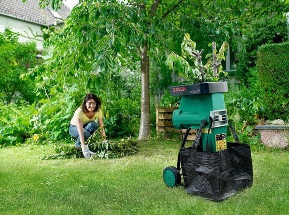 Садовый измельчитель. Верный помощник по хозяйству. Измельчитель садового мусора. Garden chopper