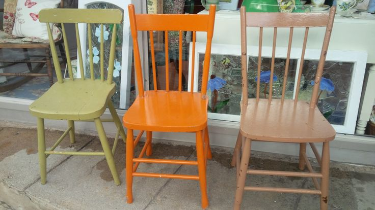 we call these Porch Chairs <3  Mariposa Design 73 Foster Street, Perth, ON K7H 1R9