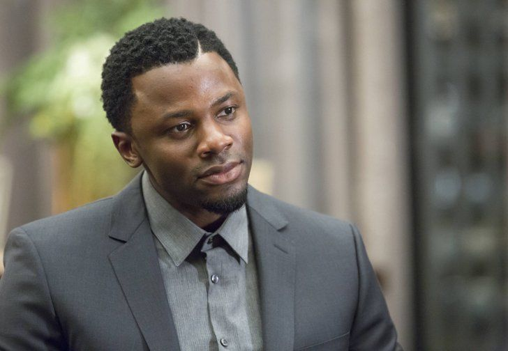 Pin for Later: Where You've Seen the Empire Cast Before Derek Luke as Malcolm