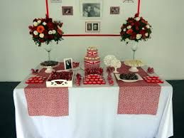 mesa cha panela vermelho branco - Pesquisa Google