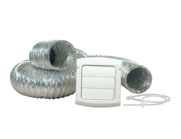35 best portable electric dryer images on pinterest electric provent dryer vent kit with ul listed duct 4 inch fandeluxe Choice Image