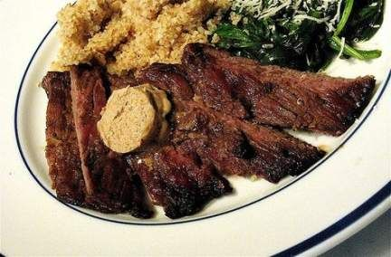 Skirt Steak Marinade Balsamic Brown Sugar 42  Ideas