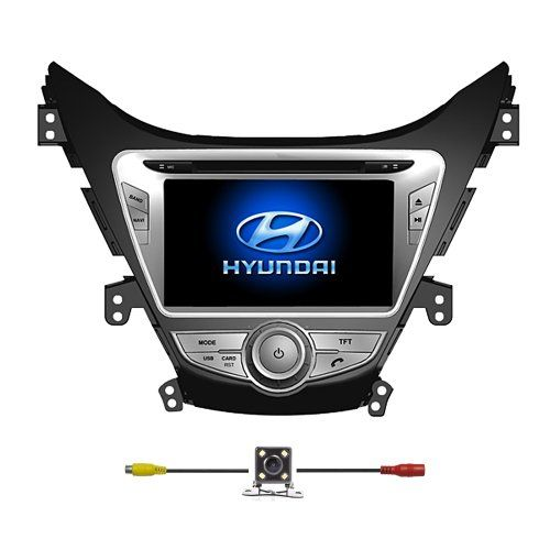 Special Offers - BlueLotus for Hyundai Elantra 2012 2013 In-dash 8 Touchscreen DVD GPS Navigation Tv Radio Bluetooth RDS Sd/usb Ipod Av  Reverse Car Rear Camara  Free USA Map Same as Primeum Equipment - In stock & Free Shipping. You can save more money! Check It (July 18 2016 at 11:08AM) >> http://cargpsusa.net/bluelotus-for-hyundai-elantra-2012-2013-in-dash-8-touchscreen-dvd-gps-navigation-tv-radio-bluetooth-rds-sdusb-ipod-av-reverse-car-rear-camara-free-usa-map-same-as-primeum-equipment/