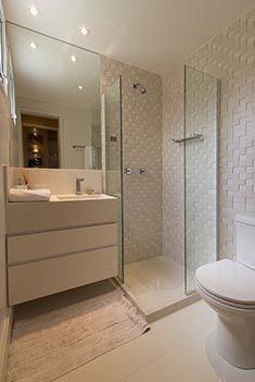 O banheiro também merece uma decoração especial - cuidados