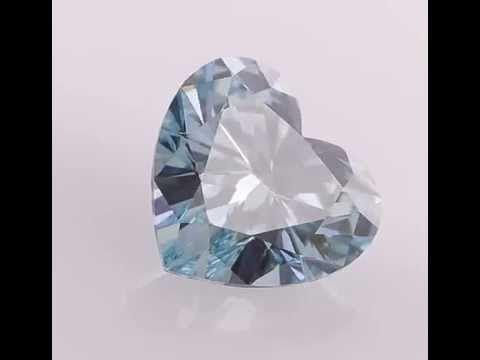 VIVIAL - BLUE DIAMONDS  HI202  2.03ct