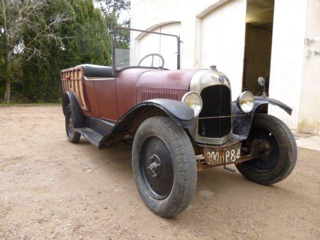 Citroën Type B2 Normande 1924
