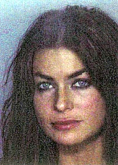 Carmen Electra - Nov 01, 1999. Charged with battering her husband.