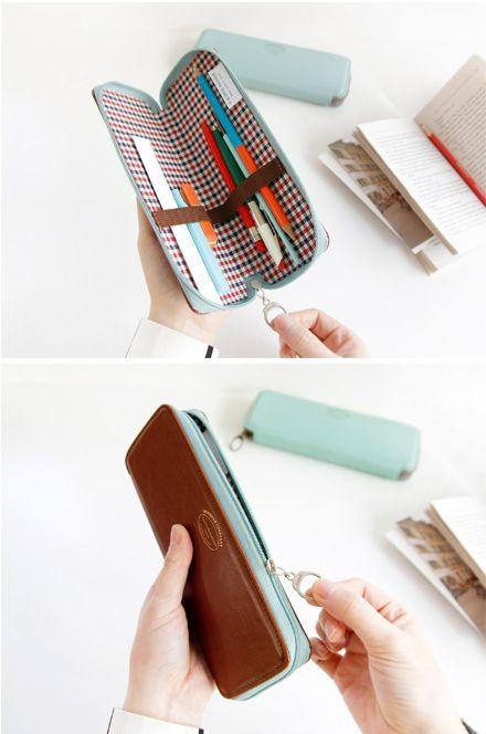 MochiThings.com: Bonheur Constant Pen Case