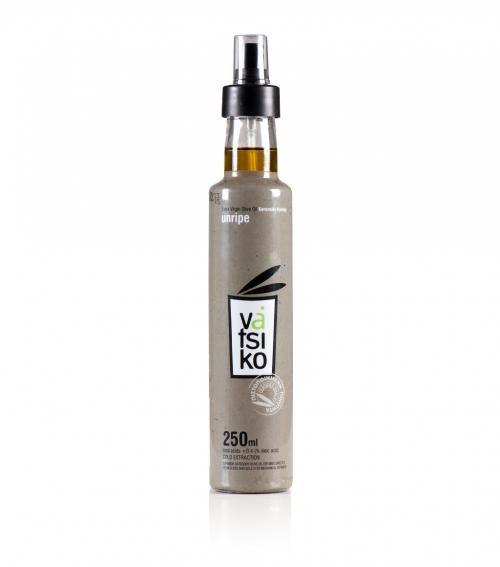 """Vatsiko"" extra virgin olive oil 250ml Spray available at just 8.90€"