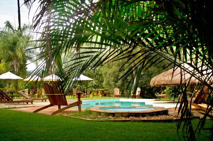 Hotel Fazenda Igarapés, Mineiro de Coração.  Rústico e próximo a capital…