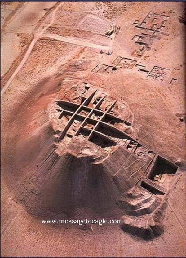 Norsuntepe - Little-Known Mysterious Prehistoric Site In Anatolia, Turkey - Why Was It Abandoned And Destroyed By Fire?- MessageToEagle.com