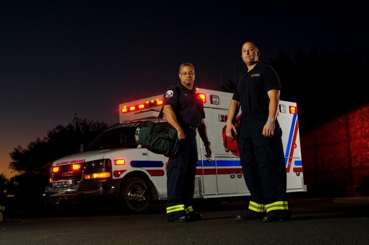 Southwest Ambulance Paramedics Www Matthew Strauss Com Firefighter Pictures Paramedic 1st Responders