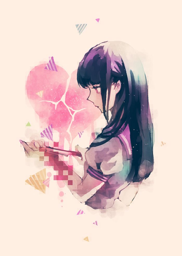 #art #manga #illustration #girl