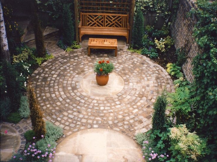 195 best hard landscaping materials and ideas images on for Hard landscaping ideas