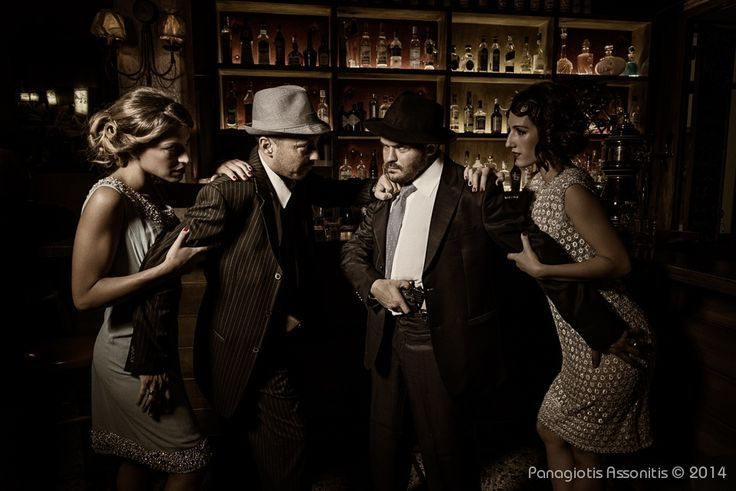 Mobsters and Ladies by Panagiotis Assonitis on 500px