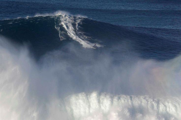 Surf - As ondas gigantes voltaram à Nazaré