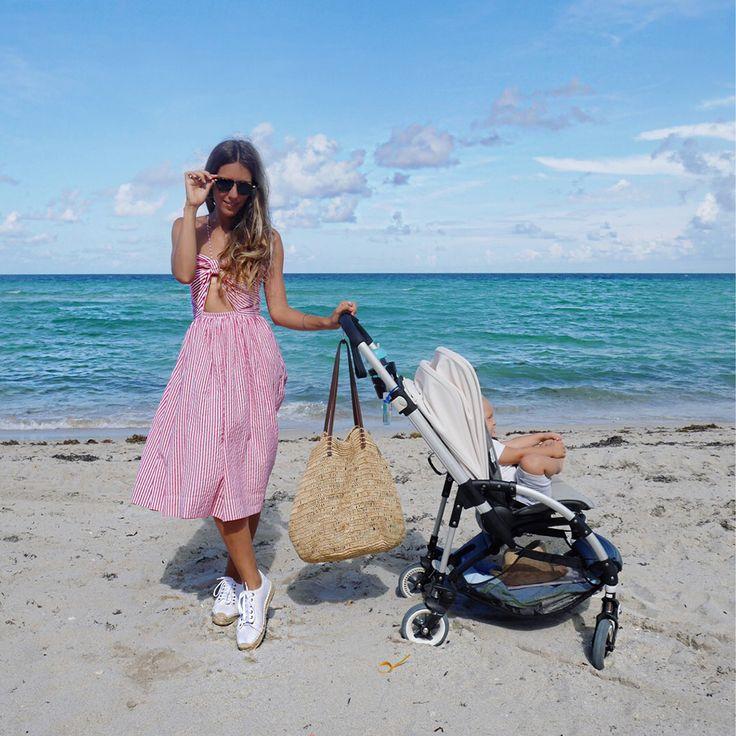 Модные образы стилиста и мамы двоих детей Людмилы Заичкиной