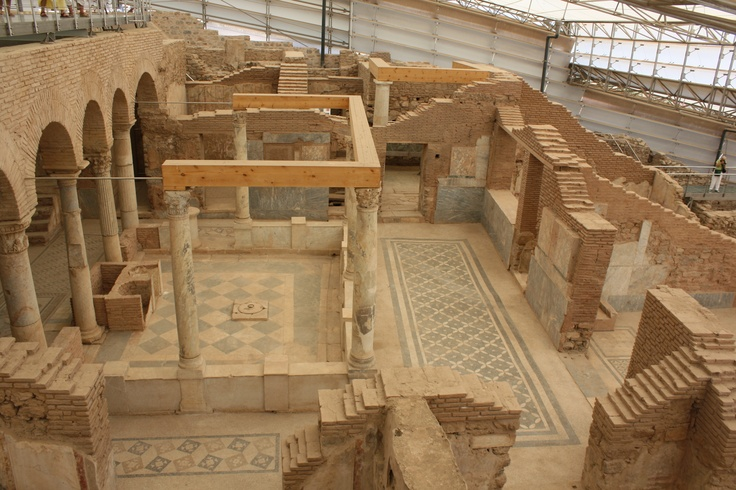 Ephesus,Turkey -  Terrace Houses 17