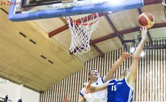 Válka o basketbalovou Olomouc. V derby jde o play-off první ligy