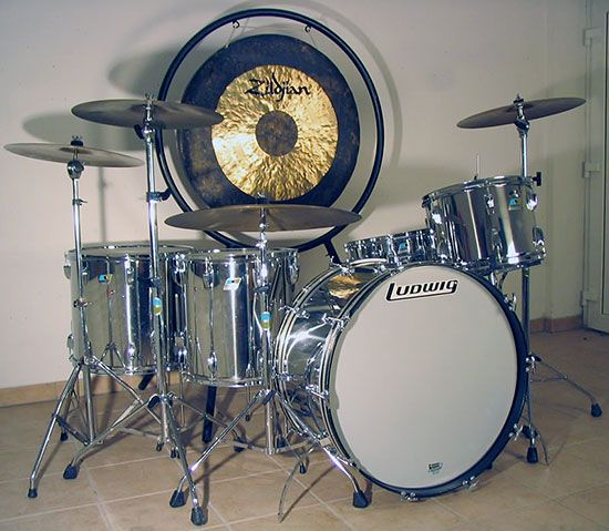 Drummerworld: John Bonham