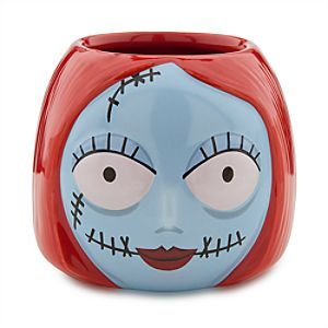 Disney Sally Mug | Disney StoreSally Mug - Brew-up a bewitching grin each morning from Sally's sculptured mug inspired by <i>Tim Burton's The Nightmare Before Christmas</i>. The dimensional design serves a haunting portrait of Jack Skellington's sweetheart.
