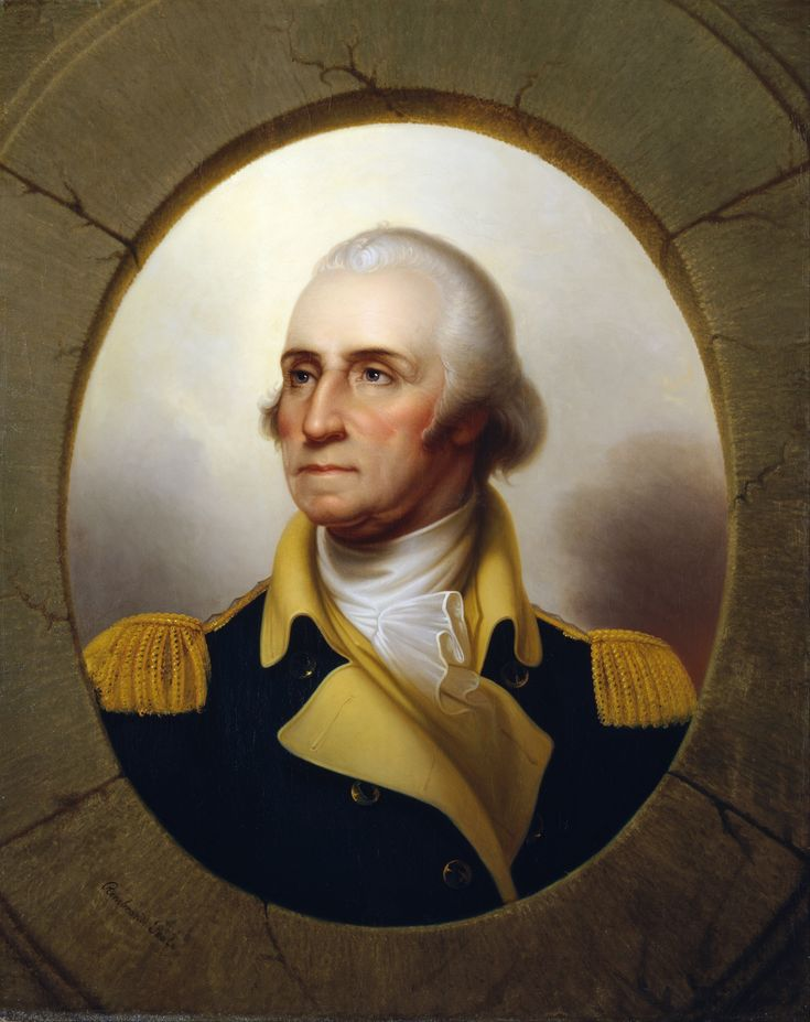 GEORGE WASHINGTON _____________________________ Reposted by Dr. Veronica Lee, DNP (Depew/Buffalo, NY, US)